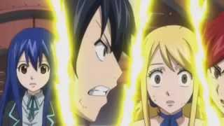 |Fairy Tail vs Hades|   ||Full English Sub||