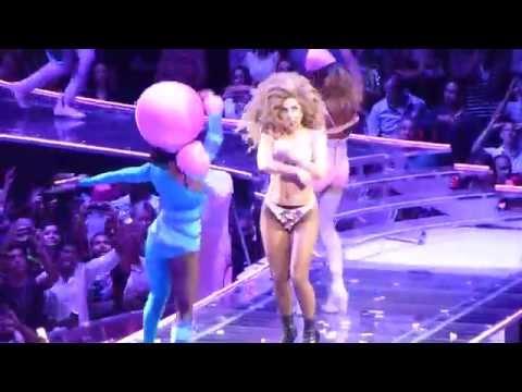 Lady GaGa Live - Venus - Houston, TX 7/16/14