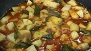 """"""" Aaloo Bhaji """" Bajias Cooking"""