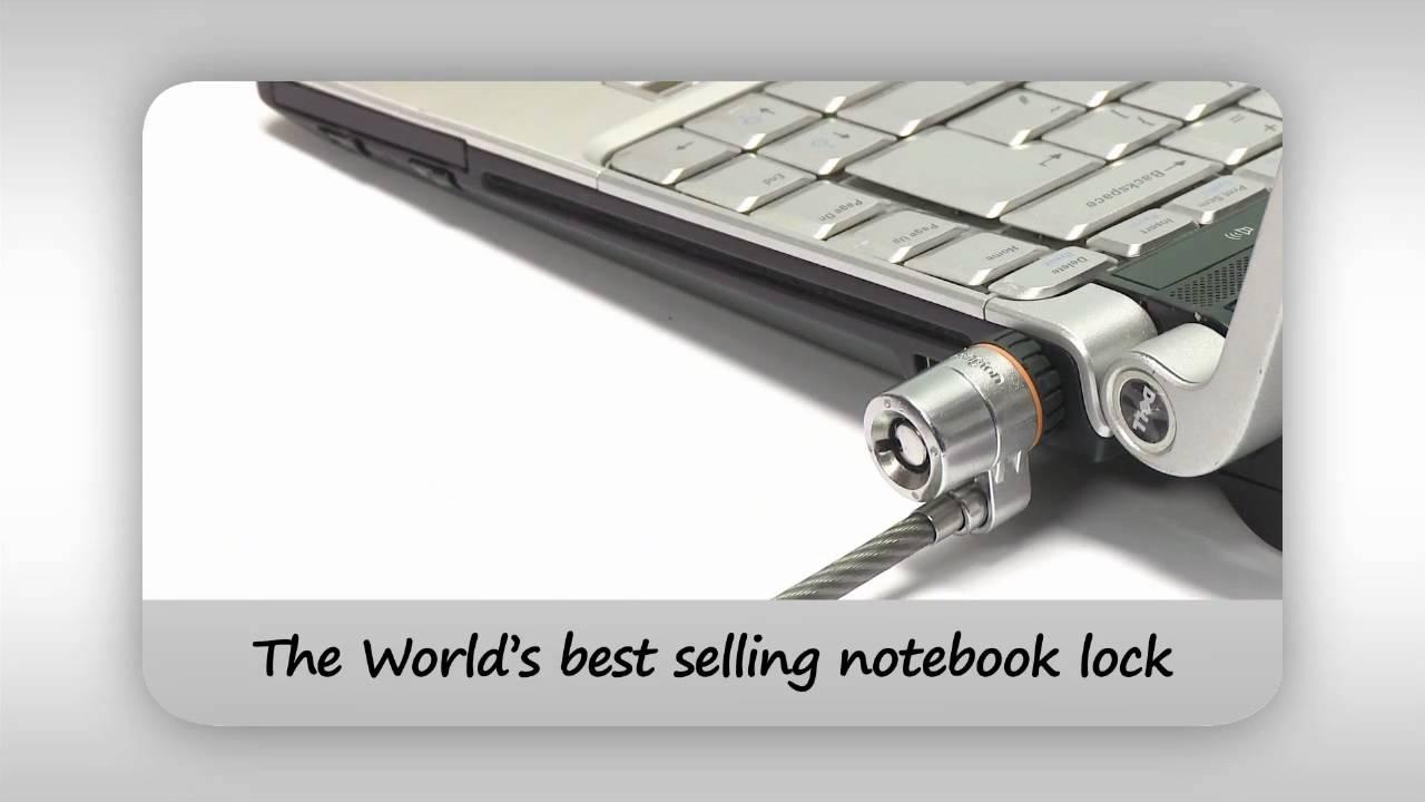 microsaver keyed laptop lock