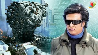 2.0 crew in shock over story leakage - Hundreds of Robots imported | Rajinikanth, Shankar thumbnail