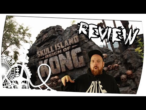 Skull Island: Reign of Kong - Universal's Islands of Adventure - Ride Review