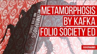 Metamorphosis and Other Stories | Folio Society Edition | BookCravings