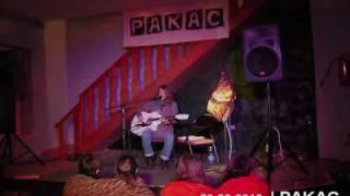 Imants Daksis - Tu Atveries (Live @ PAKAC 20.02.2010.)