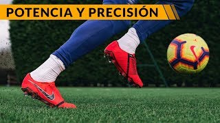 Nike Phantom Venom con MARCOS ALONSO Chelsea FC