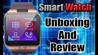 6d53c455d3b unboxing of smart watch dz09 from daraz pk