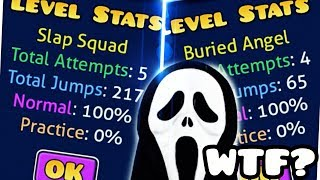 "HOW ""ONLY 4 ATTEMPTS"" IN THE DOOM GAUNTLET LEVELS?! 