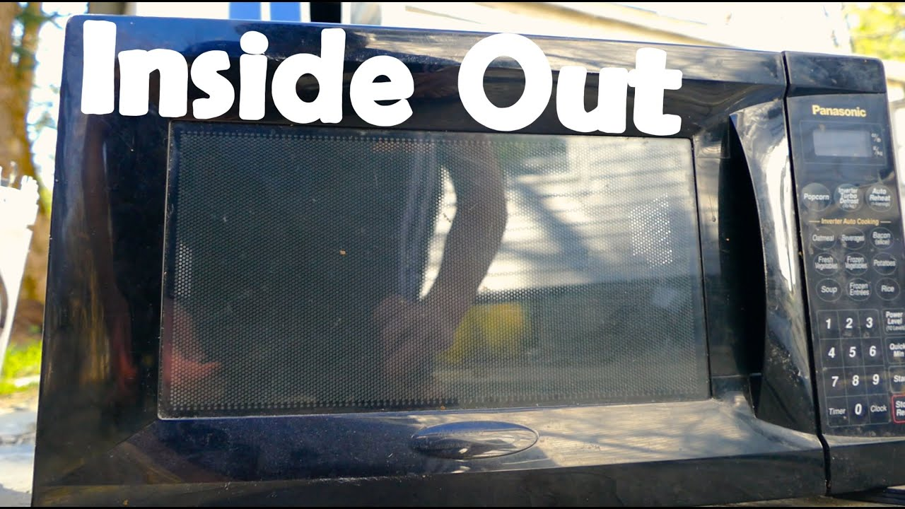 What's Inside a Microwave? - Inside Out