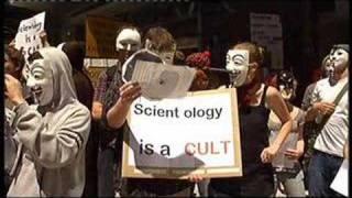 Anonymous Raid in Adelaide Remix