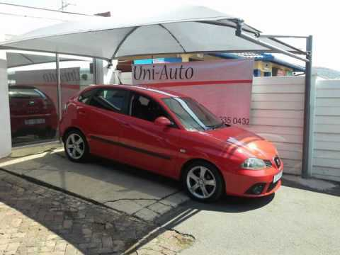 2008 SEAT IBIZA 1600 Auto For Sale On Auto Trader South Africa