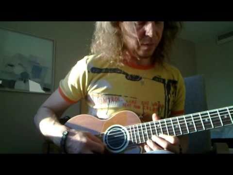 """Mini Professional Vintage 21"""" Acoustic Soprano Guitar Ukulele ..."""