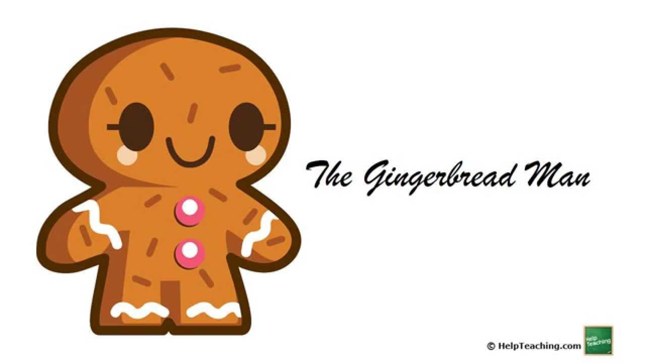 Read-Aloud: The Gingerbread Man - YouTube