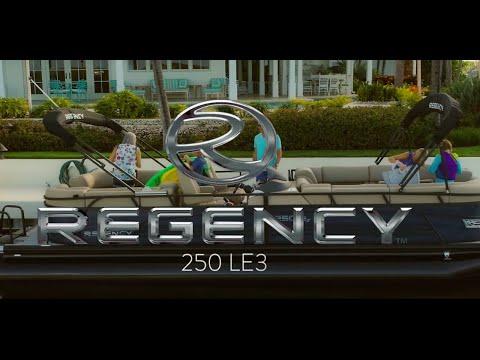 Regency 250 LE3 video