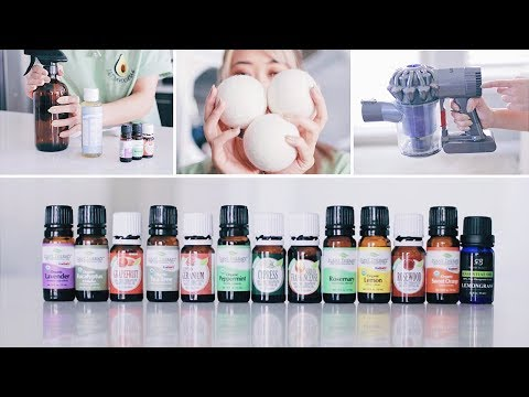 7-easy-essential-oil-uses-&-hacks