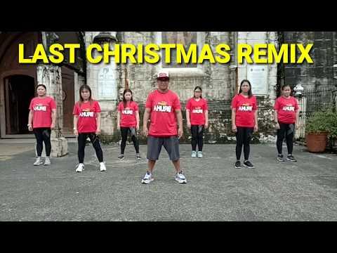 Last Christmas Remix   Batang Ninetees  Team Bruha   Zumba Fitness   Dance Fitness