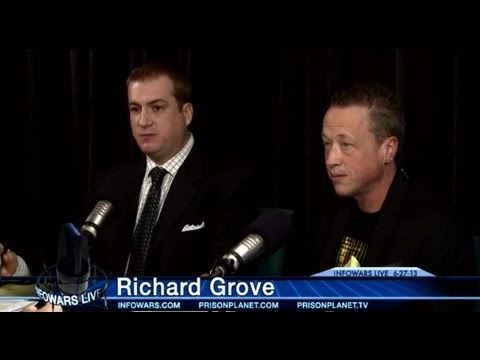 State of Mind: Alex Jones interviews Richard Grove and James Lane (Day 2)