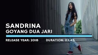 Gambar cover Sandrina - Goyang Dua Jari (Karaoke Version)