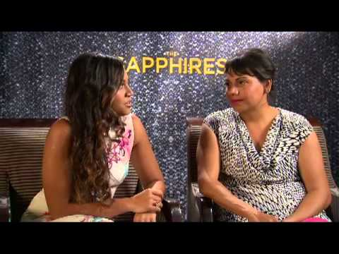 Jessica Mauboy and Deb Mailman on Making The Sapphires