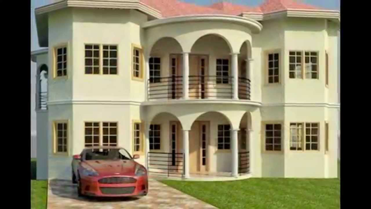 North coast jamaica architect ocho rios portland trelawny for Architect house plans for sale