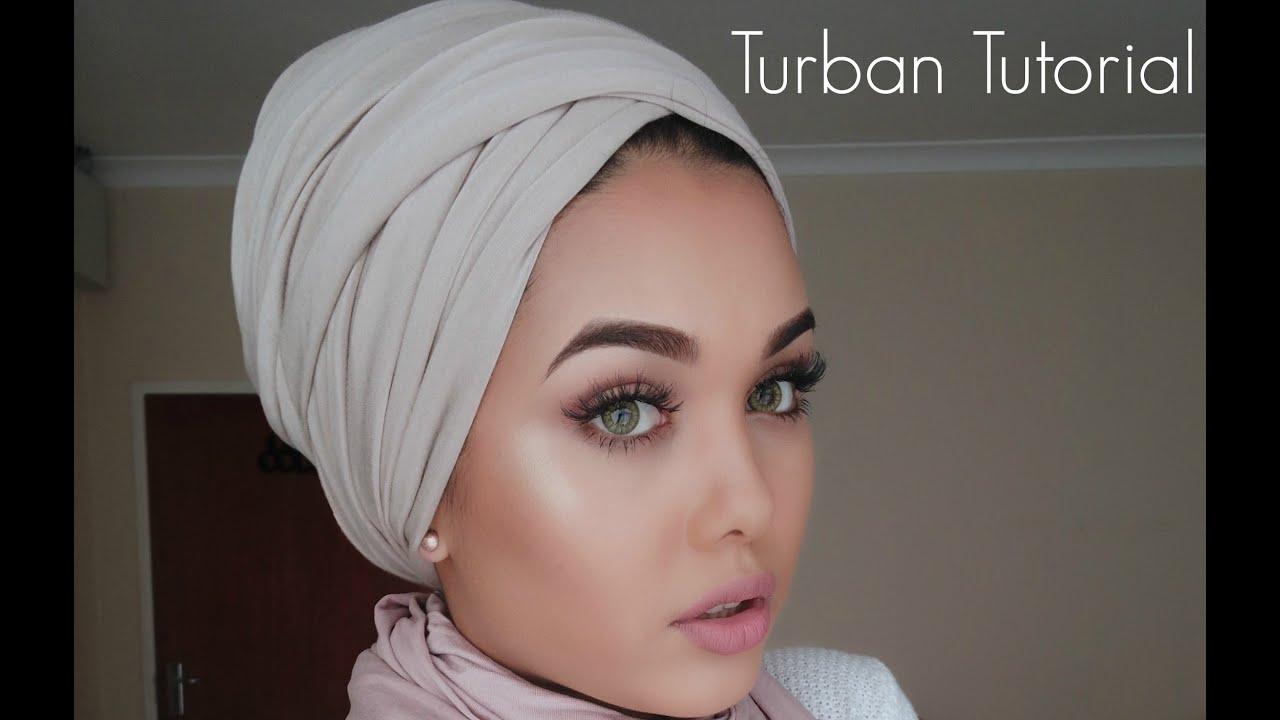 Turban Tutorial - YouTube
