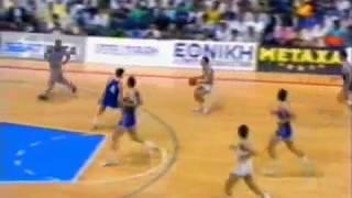 Galis vs Petrovic (eurobasket 1989 final)