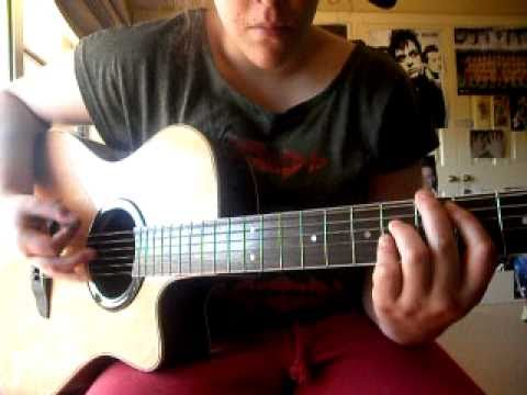Taylor Swift The Story of Us Guitar Cover Without Capo With Chords ...