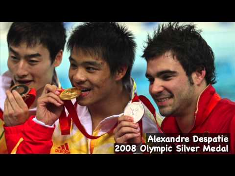 Olympic diver Despatie: 2015 Games a 'legacy' for Toronto and Canada