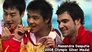 Olympic diver Despatie: 2015 Games a