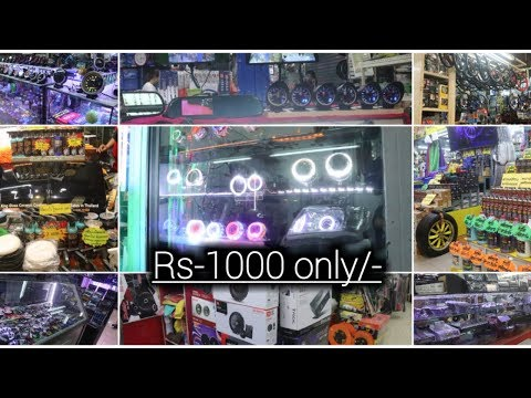 Import Cheap Car Accessories FROM THAILAND| WITHOUT TAX  | Latest Design Good Quality