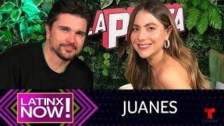 """Latinx Now!   Juanes mezcla reggaetón y vallenato en """"La Plata""""   Telemundo"""