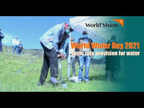 When World Water Day turns into provision for water