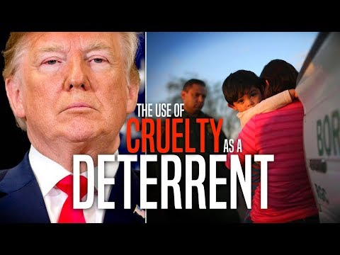 A Cruel New Low: Trump's 'Zero Tolerance' Immigration Policy Explained