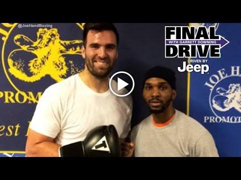Joe Flacco Takes Up Boxing For Offseason Training | Final Drive | Baltimore Ravens