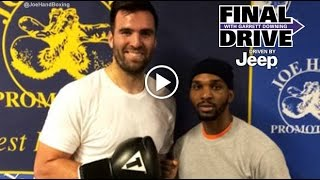Joe Flacco Takes Up Boxing For Offseason Training | Final Drive | Baltimore Ravens