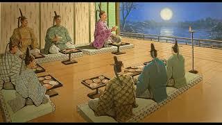 Etenraku (Japanese Gagaku set to Heian imagery)