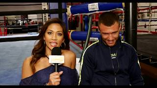 Vasiliy Lomachenko will make history if he's victorious over Jorge Linares