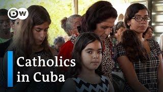 Cuba - building a catholic church | DW Documentary (Religion documentary)