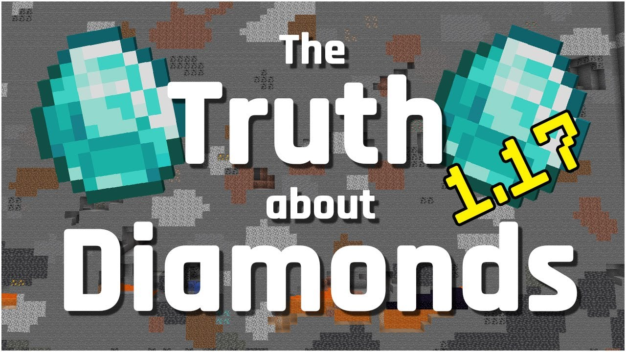 What Level Should We Mine? The Truth About Diamonds in 1.17 | Minecraft 1.17 (Java Edition)