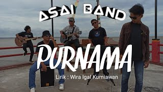 PURNAMA - ASAI BAND (Official Music Video - Family Channel Production)