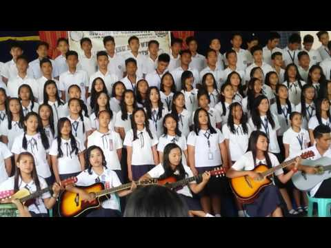 Compose song by sts tabuk city