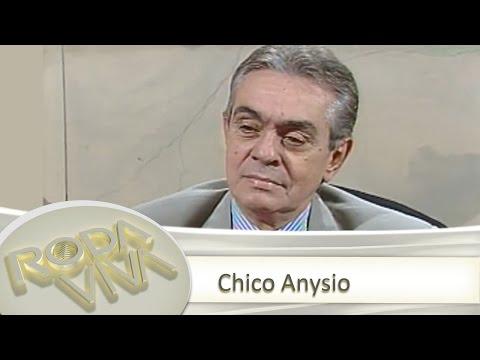 Roda Viva   Chico Anysio   21/06/1993