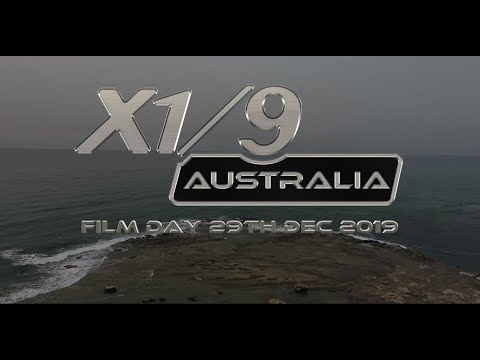 X1/9 Film Day Drive December 2019