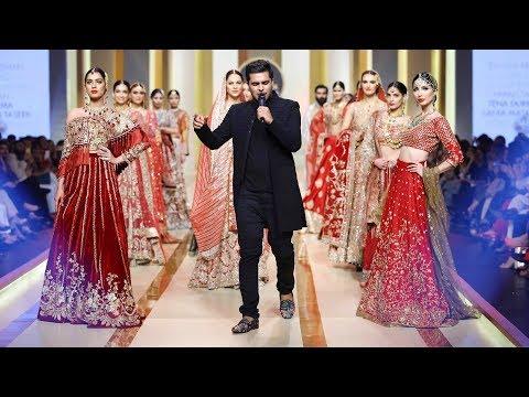Top Pakistan Beautiful Bridal Designer Fashion Show 2019. http://bit.ly/2JHxj9e