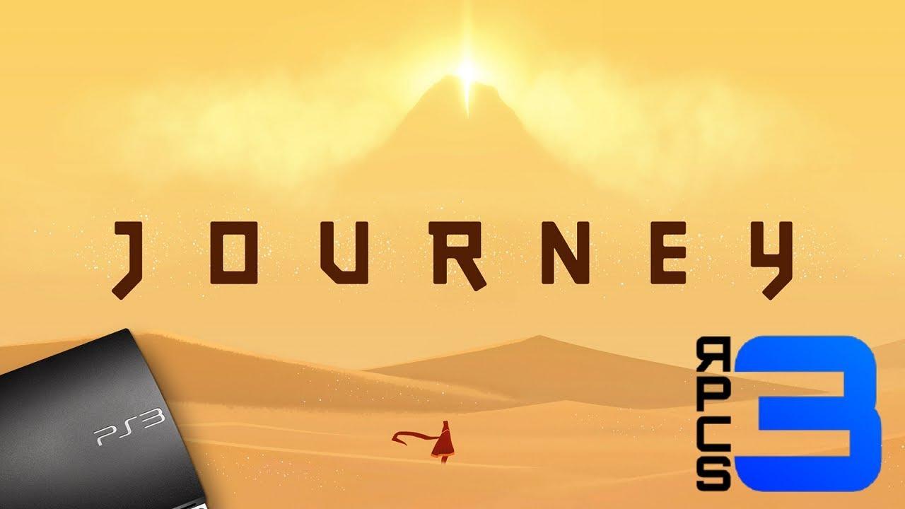 Journey - RPCS3 TEST