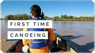 First Time Canoeing | VLOG 47
