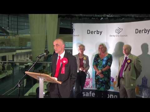 Derby North - General Election Declaration