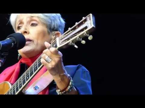 "Joan Baez ""Strange Rivers"""