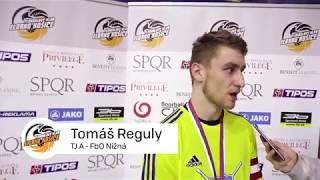 Rozhovor s Tomášom Regulym po 3. zápase play-off | Semifinále 2017/2018