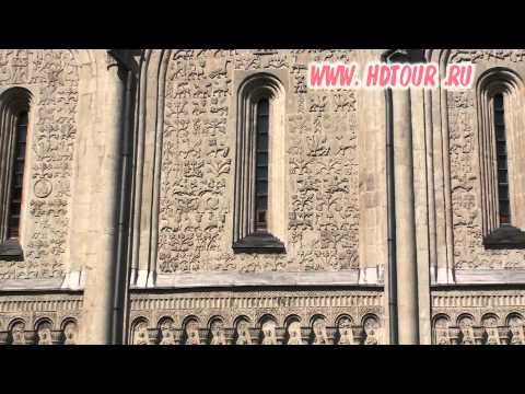 Russia #3. Vladimir City tour and Video guide.