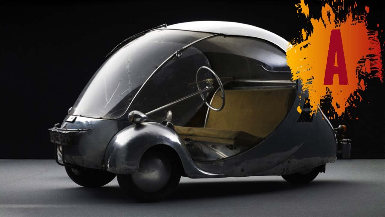 10 Weirdest Looking Cars Ever Made - YouTube
